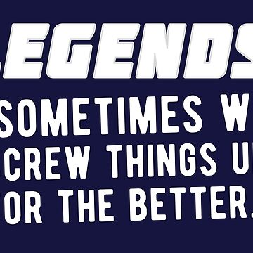 LEGENDS by Nowhere89
