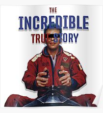 "Logic ""The Incredible True Story""  Poster"