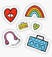 Fun Time Stickers!  Sticker
