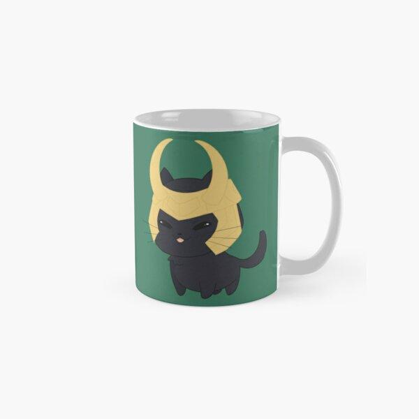 Cat Loki Classic Mug