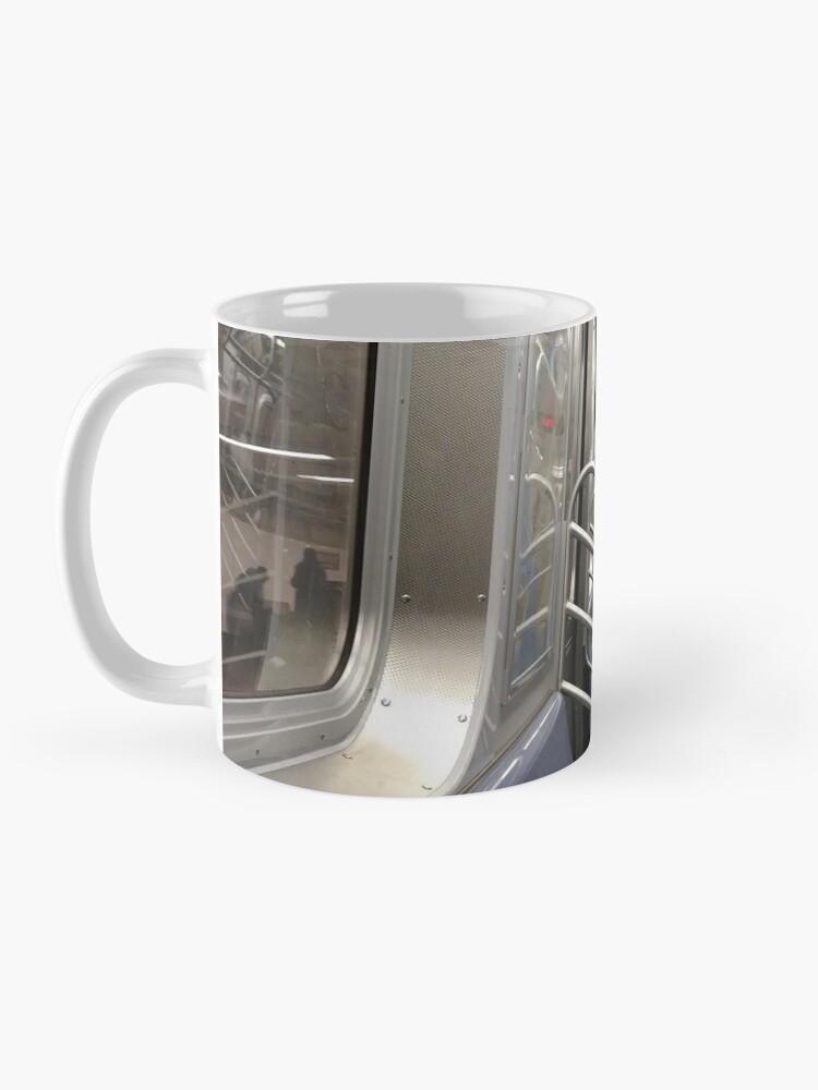 Alternate view of Handrail Mug