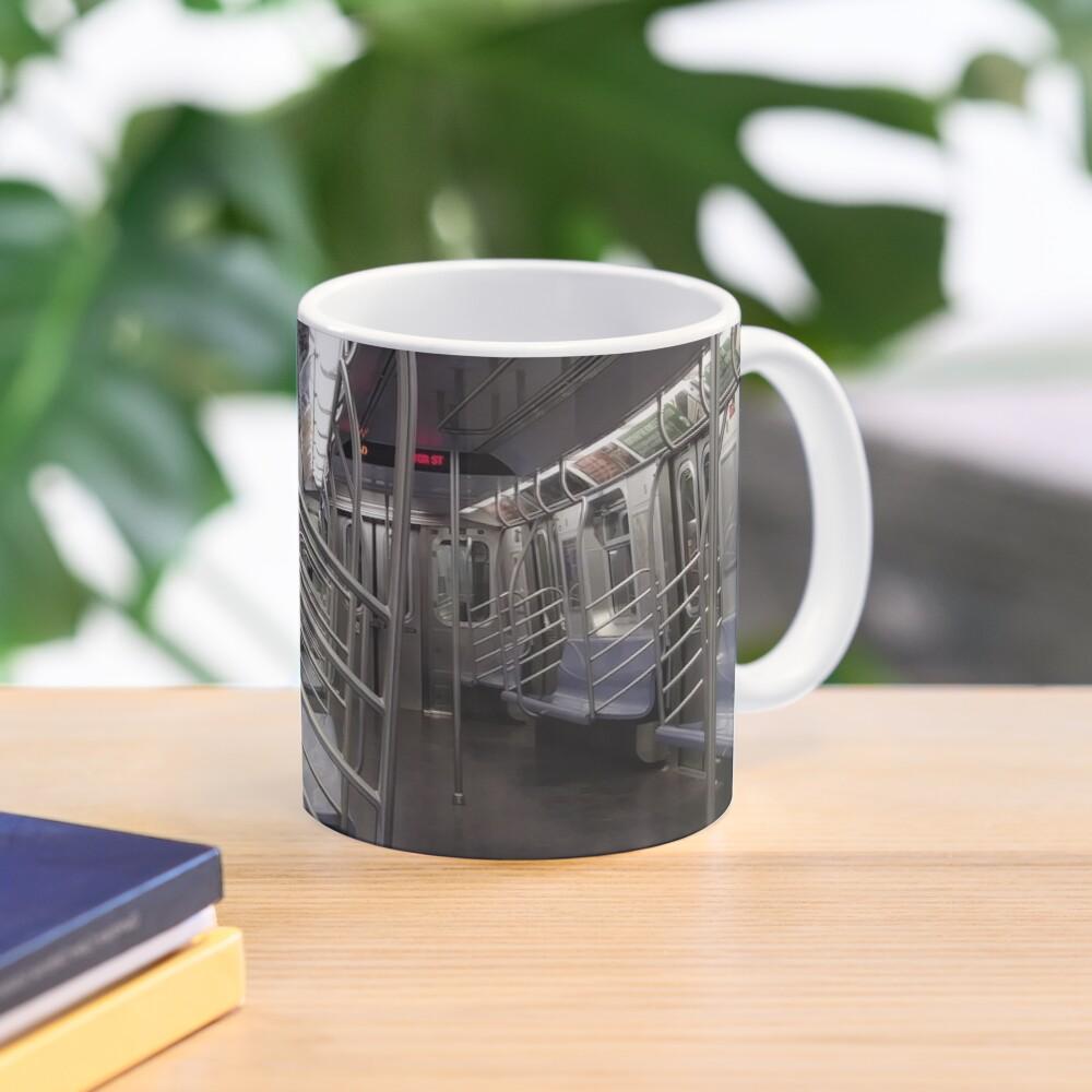 Handrail Mug