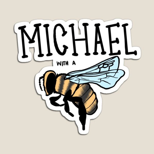 hi my name is Michael with a b... Magnet