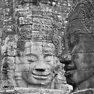 Angkor, Cambodia by mackasenior