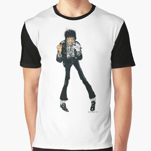 MJ - Motown 25  Graphic T-Shirt