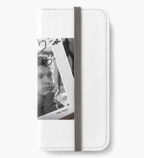 Midtown High School Jahrbuch :) iPhone Flip-Case/Hülle/Klebefolie