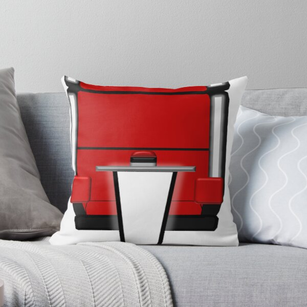 The Voice Chair Throw Pillow