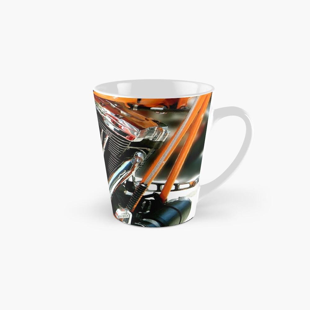 Flames and Chrome Mug