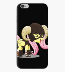 Fluttershy is the D'awwvahkiin (My Little Pony: Friendship is Magic) iPhone Case