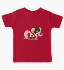 Fluttershy is the D'awwvahkiin (My Little Pony: Friendship is Magic) Kids Clothes