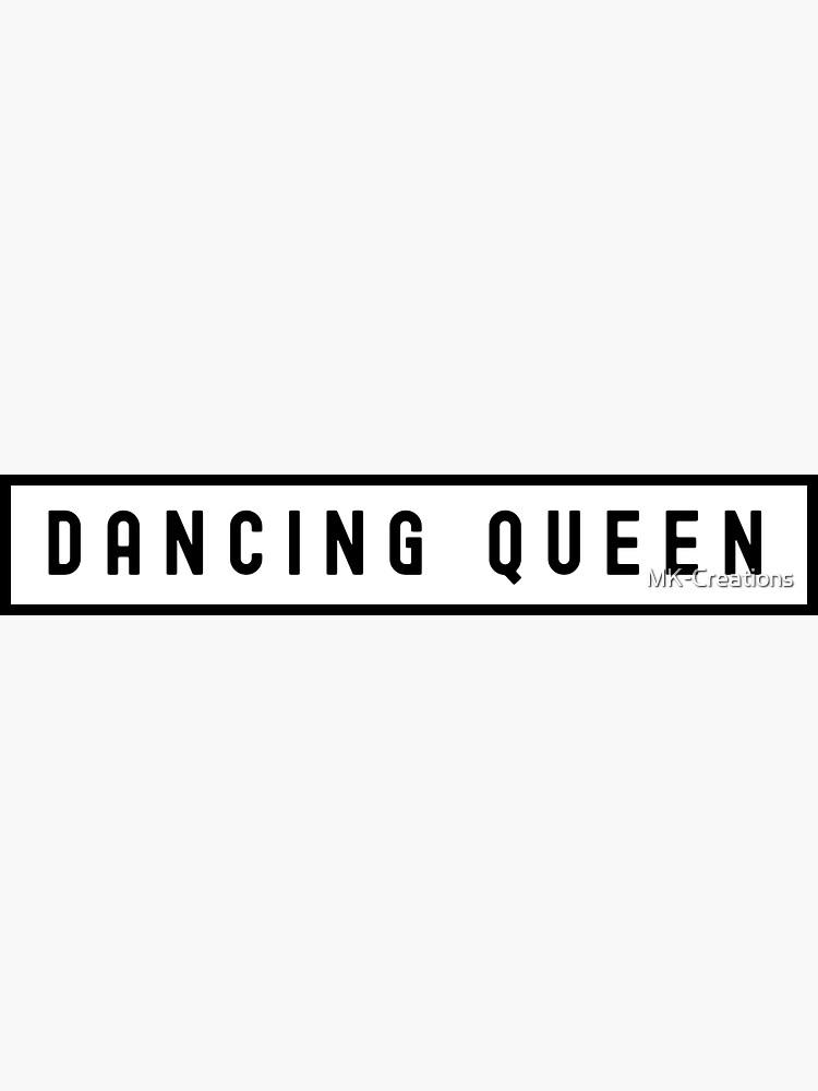 Dancing Queen by MK-Creations
