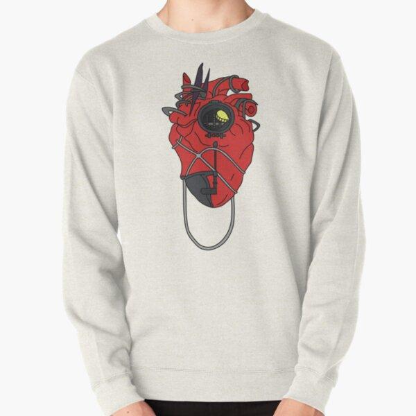 Dishonored Heart Pullover Sweatshirt