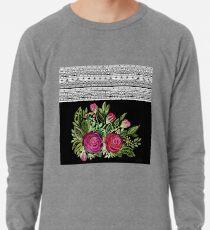 Rustic patchwork Lightweight Sweatshirt