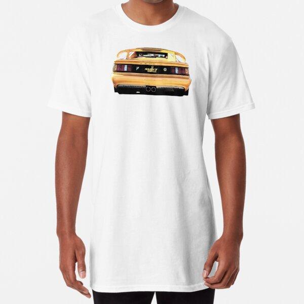 Shift Shirts Drink V8 Long T-Shirt