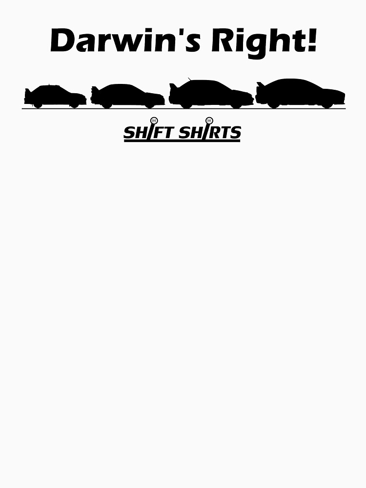 Shift Shirts Theory of Evolutions by ShiftShirts