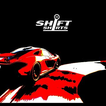 Shift Shirts Flame Throwing Hybrid by ShiftShirts