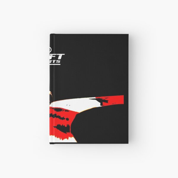 Shift Shirts Flame Throwing Hybrid Hardcover Journal