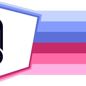 ABDL Pride Flag by SheriffBear