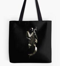 Ron Carter Double Bass Tote Bag
