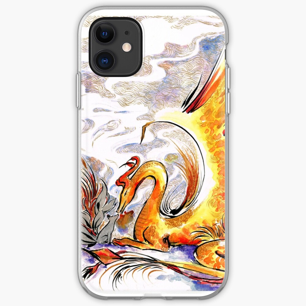 When Dragons Speak iPhone Case & Cover