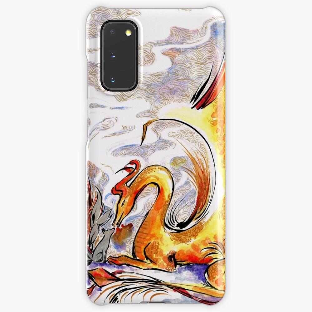 When Dragons Speak Case & Skin for Samsung Galaxy