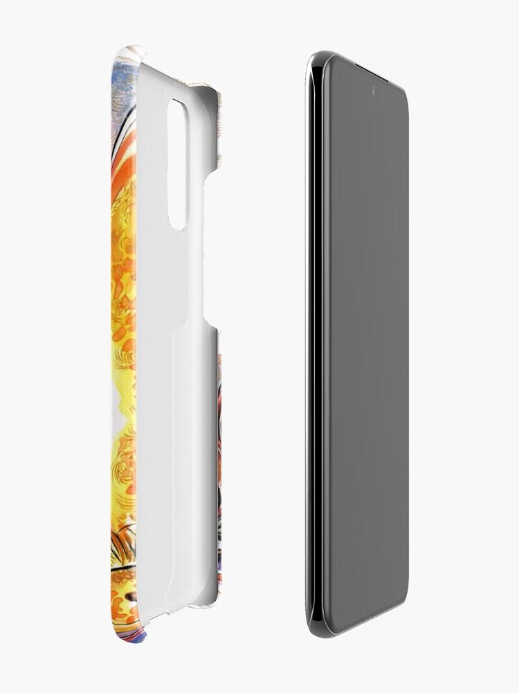 Alternate view of When Dragons Speak Case & Skin for Samsung Galaxy