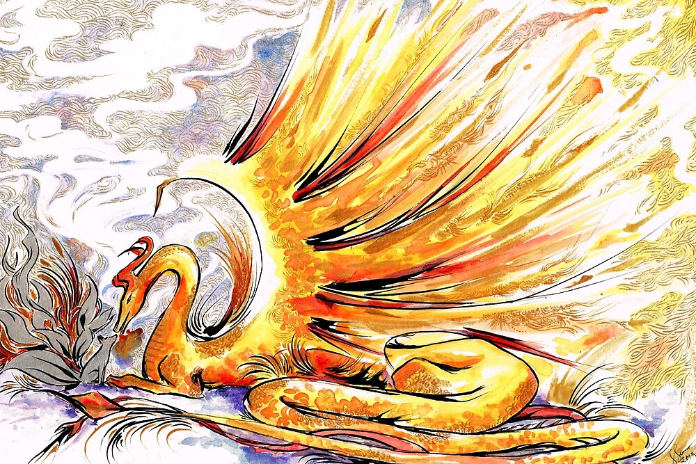 When Dragons Speak by likhain