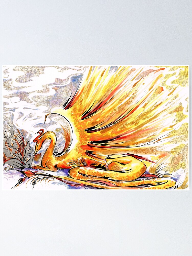 Alternate view of When Dragons Speak Poster