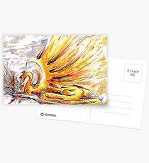 When Dragons Speak Postcards