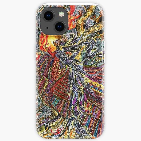 Aswang, at Night iPhone Soft Case