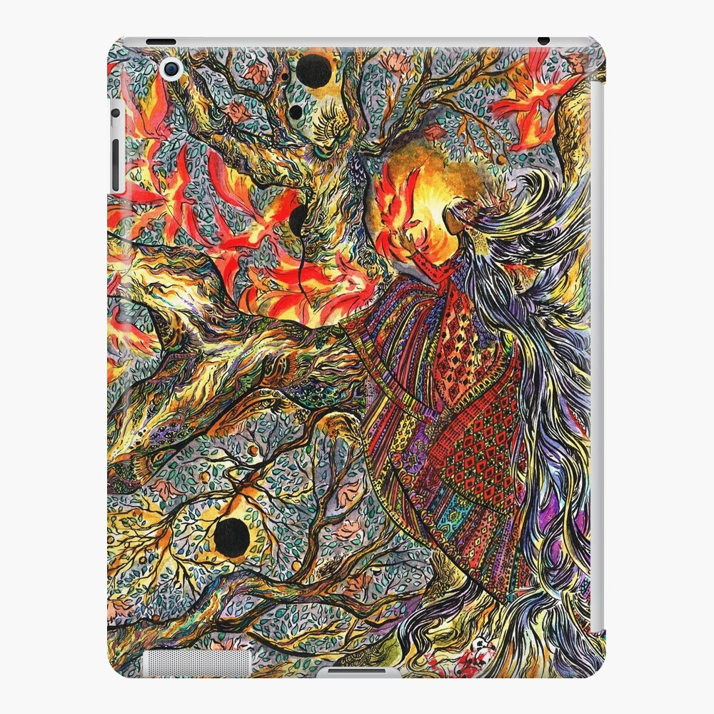 Aswang, at Night iPad Case & Skin