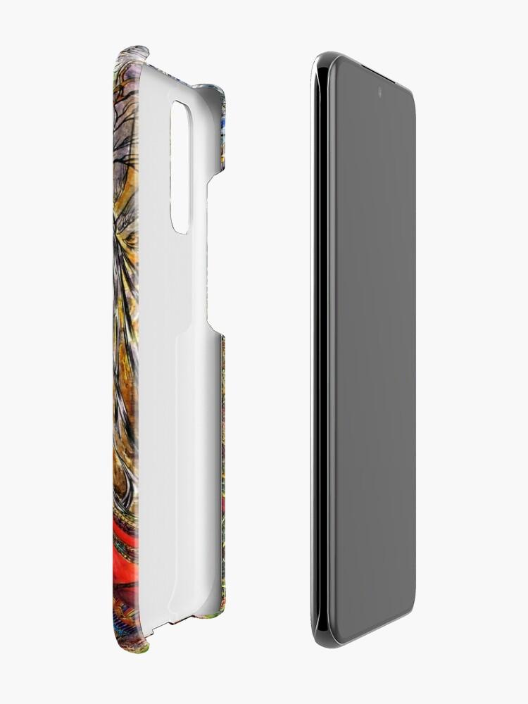 Alternate view of Prinsesa Case & Skin for Samsung Galaxy