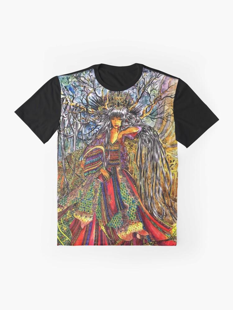 Alternate view of Prinsesa Graphic T-Shirt