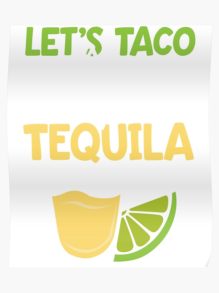 0358391d7 Let's Taco 'Bout Tequila T shirt Cinco de Mayo Men Women Tee