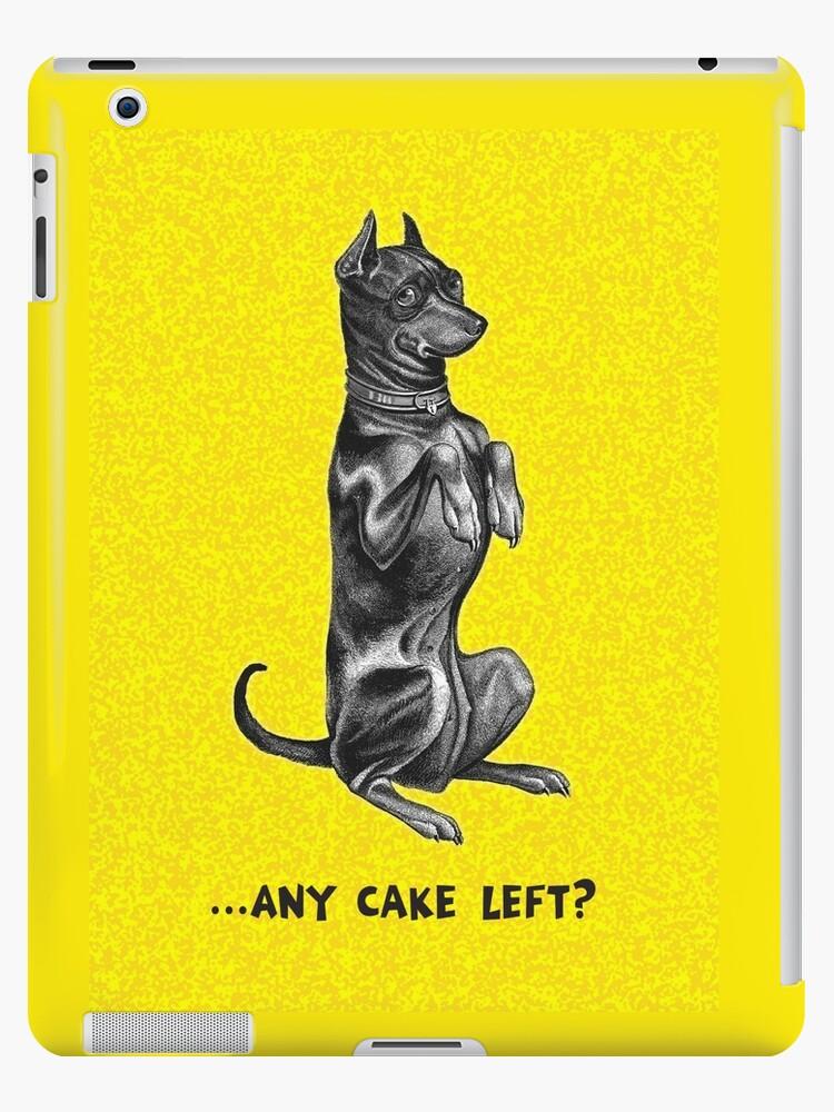 Dobermann - Any Cake Left? by KenRinkel