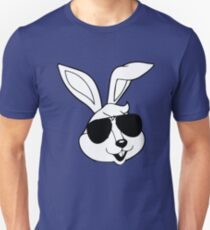 Cool Easter Bunny Theme Unisex T-Shirt
