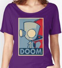 DOOOOOM - Gir Women's Relaxed Fit T-Shirt