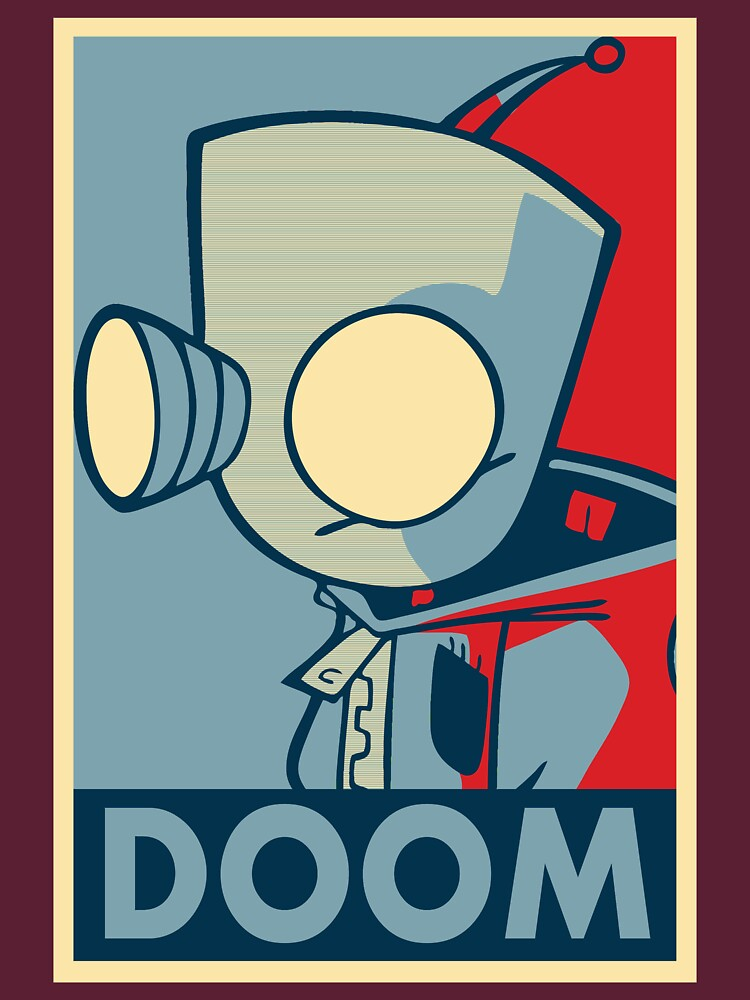 DOOOOOM - Gir | Unisex T-Shirt
