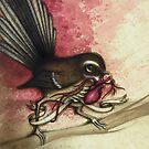 Worn Heart  by Kaitlin Beckett