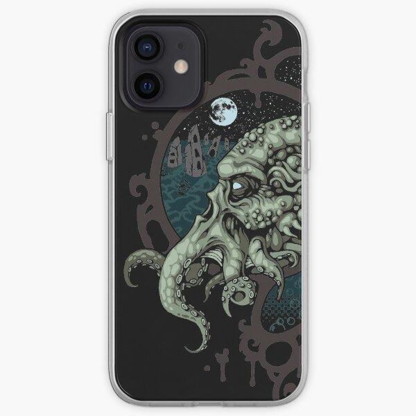 Cthulhu Rises! iPhone Soft Case