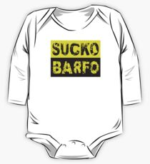 Sucko Barfo One Piece - Long Sleeve
