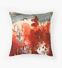 Earth, Wind & Fire I Throw Pillow