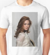 Karen Gillan oil paint Unisex T-Shirt