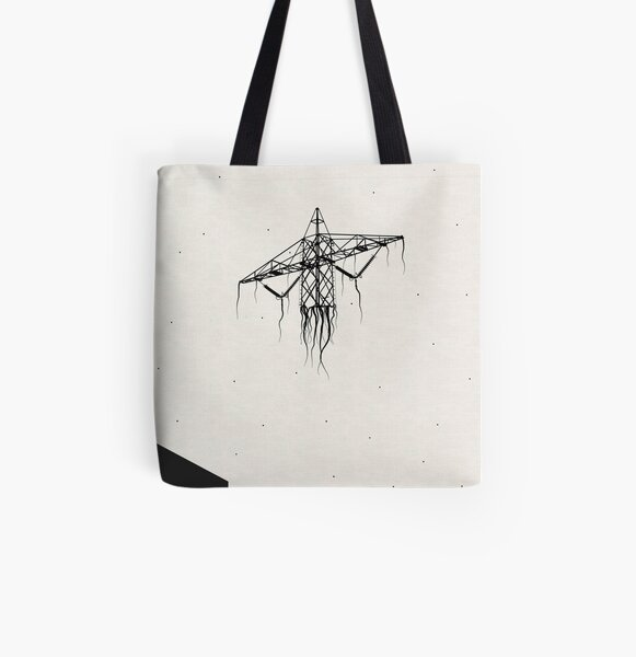 Flying Creature  All Over Print Tote Bag