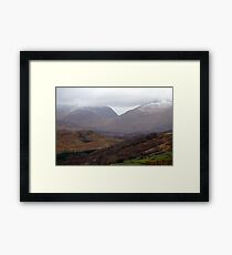 Winter In Kerry Framed Print
