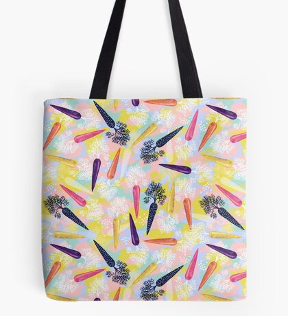 Carrots Are Tops Tote Bag