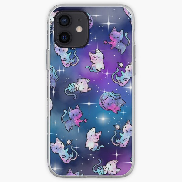 Space Kitties iPhone Soft Case