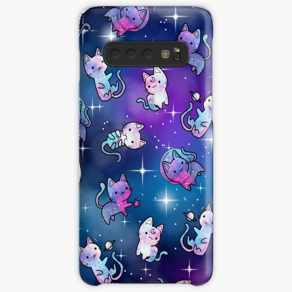 Space Kitties Case & Skin for Samsung Galaxy