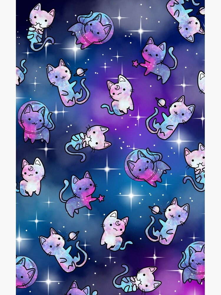 Space Kitties by artbybee7