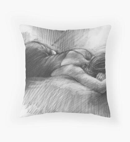 Donna Throw Pillow